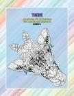 Malbücher für Erwachsene für Marker und Bleistifte - Mandala - Tiere Cover Image