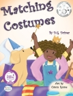 Matching Costumes Dyslexic Edition Cover Image
