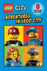Adventures in LEGO City (LEGO City: Reader Boxed Set) Cover Image