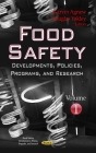 Food Safety Volume 1 Cover Image