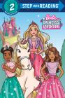 Princess Adventure (Barbie) (Step into Reading) Cover Image