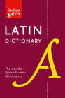 Collins Latin Dictionary: Gem Edition (Collins Gem) Cover Image