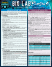 Bio Lab Basics: A Quickstudy Laminated Reference Guide Cover Image