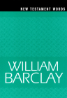 New Testament words (William Barclay Library) Cover Image