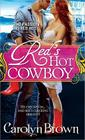 Red's Hot Cowboy (Spikes & Spurs #2) Cover Image