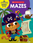 Little Skill Seekers: Mazes Workbook Cover Image