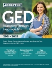 GED Reasoning Through Language Arts Study Guide: Comprehensive Review with Practice Test Questions for the GED Exam Cover Image
