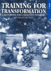 Training for Transformation Book 4 (Handbook for Community Workers #4) Cover Image