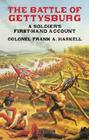 The Battle of Gettysburg: A Soldier's First-Hand Account (Civil War) Cover Image