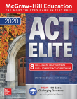 McGraw-Hill Education ACT Elite 2020 Cover Image