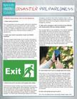 Disaster Preparedness (Speedy Study Guides) Cover Image