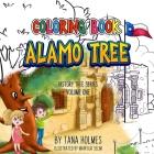 Alamo Tree Coloring Book Cover Image