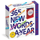 365 New Words-A-Year Page-A-Day Calendar 2022 Cover Image
