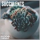 Succulents 2021 Calendar: 18 Months Calendar 2021, Official Succulents Cover Image