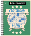 Brain Games - Crossword Puzzles (a Brainy and Intellectual Challenge) Cover Image