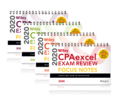 Wiley Cpaexcel Exam Review 2020 Focus Notes: Complete Set Cover Image