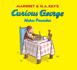 Curious George Makes Pancakes (lap board book) Cover Image