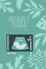 Pregnancy Journal: Pregnancy Journal, workbook, notebook in 6x9 format, 120 pages to write in with appointments, ultrasounds, baby shower Cover Image
