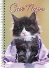 2021 Cat Naps 17-Month Weekly Planner Cover Image