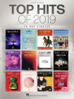 Top Hits of 2019: Easy Piano Songbook Cover Image