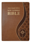St. Joseph New Catholic Bible Cover Image