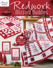 Redwork Blizzard Buddies Cover Image