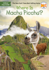 Where Is Machu Picchu? Cover Image