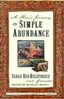 A Man's Journey to Simple Abundance Cover Image