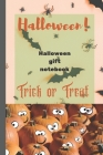Halloween!: Halloween gift notebook Cover Image