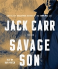 Savage Son: A Thriller (Terminal List) Cover Image