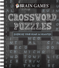 Brain Games - Crossword Puzzles (Chalkboard #1), 1: Exercise Your Mind in Minutes Cover Image