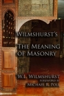 Wilmshurst's The Meaning of Masonry Cover Image