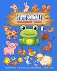 Cute Animals Coloring Book Vol.7: The Coloring Book for Beginner with Fun, and Relaxing Coloring Pages, Crafts for Children Cover Image