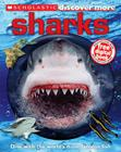 Scholastic Discover More: Sharks Cover Image
