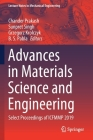 Advances in Materials Science and Engineering: Select Proceedings of Icfmmp 2019 (Lecture Notes in Mechanical Engineering) Cover Image