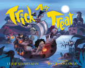 Trick Arrr Treat: A Pirate Halloween Cover Image