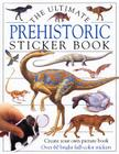 Ultimate Sticker Book: Prehistoric Cover Image