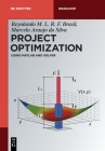 Project Optimization: Using MATLAB and Solver (de Gruyter Textbook) Cover Image
