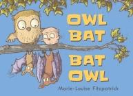Owl Bat Bat Owl Cover Image