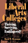 Liberal Arts Colleges Cover Image