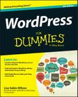 WordPress for Dummies Cover Image