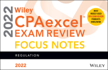 Wiley's CPA Jan 2022 Focus Notes: Regulation Cover Image