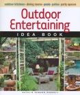 Outdoor Entertaining Idea Book Cover Image