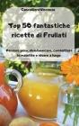 Top 50 fantastiche ricette di Frullati Cover Image