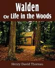 Walden or Life in the Woods Cover Image
