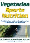 Vegetarian Sports Nutrition Cover Image
