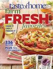 Taste of Home Farm Fresh Favorites Cover Image