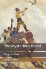 The Mysterious Island: Original Text Cover Image