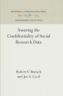Assuring the Confidentiality of Social Research Data Cover Image