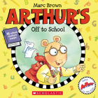 Arthur's Off to School (Arthur [Brown]) Cover Image